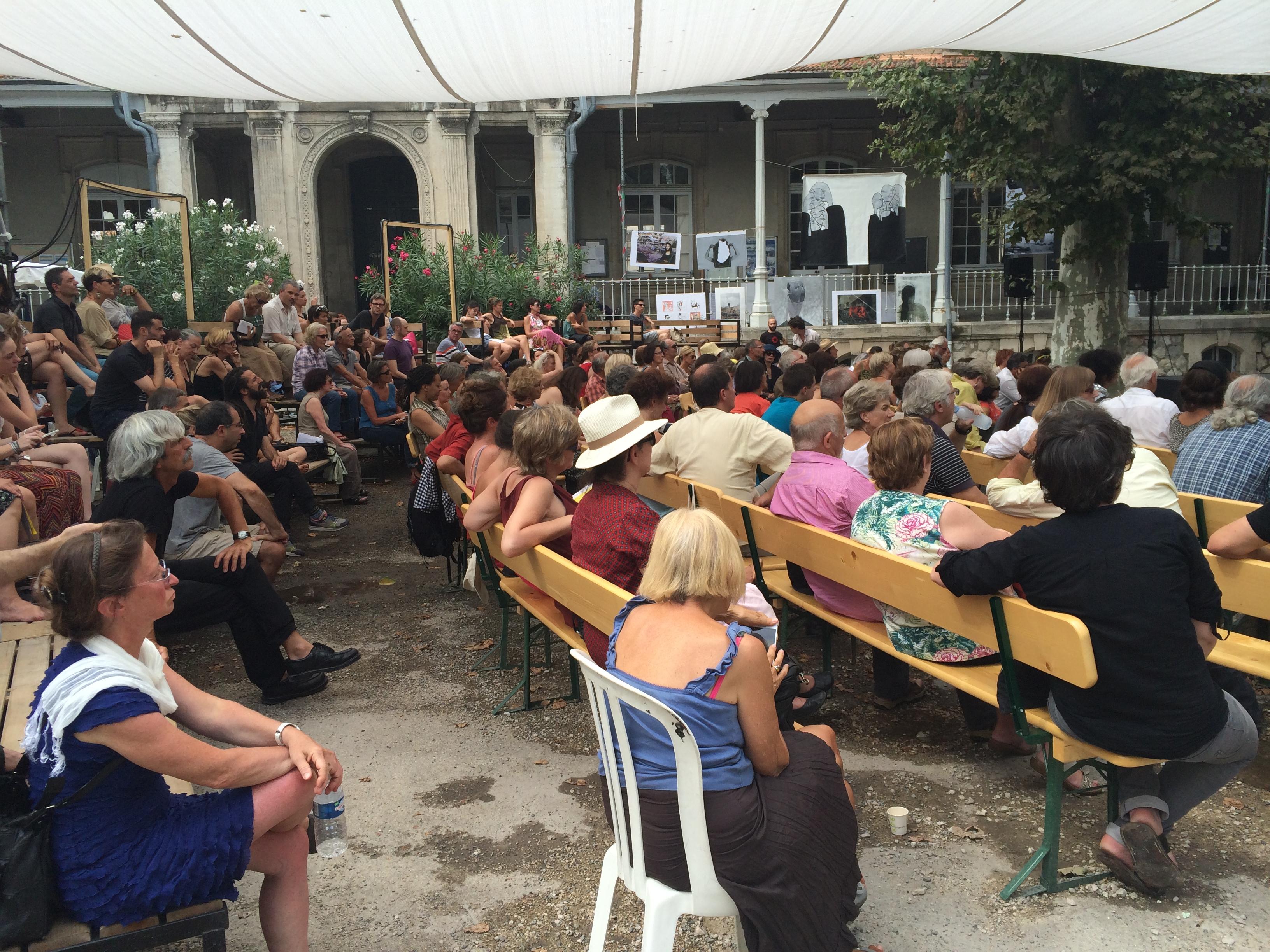 19 juillet 2014, Avignon
