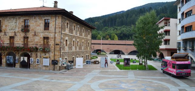 13, 14, 15, 16 octobre 2016, pays basque espagnol (Zumarraga, Urretxu, Legazpi)