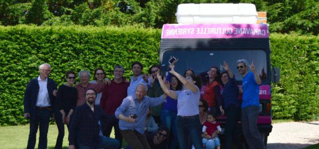 Les 12, 13, 14 mai 2017, Chantonnay (Vendée)