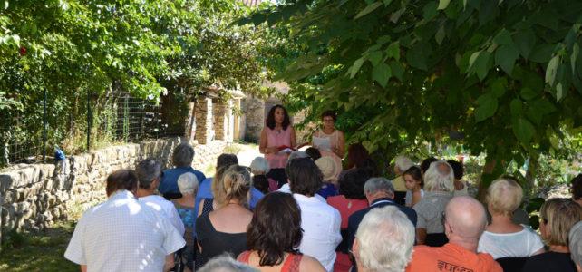 16 juillet 2017, Bessas (Ardèche)